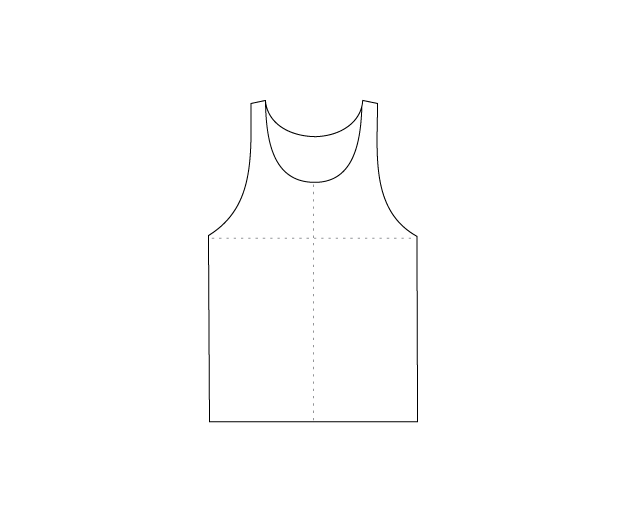 d1c5b80995accf Measure the full lenght of the T shirt from the neck down.